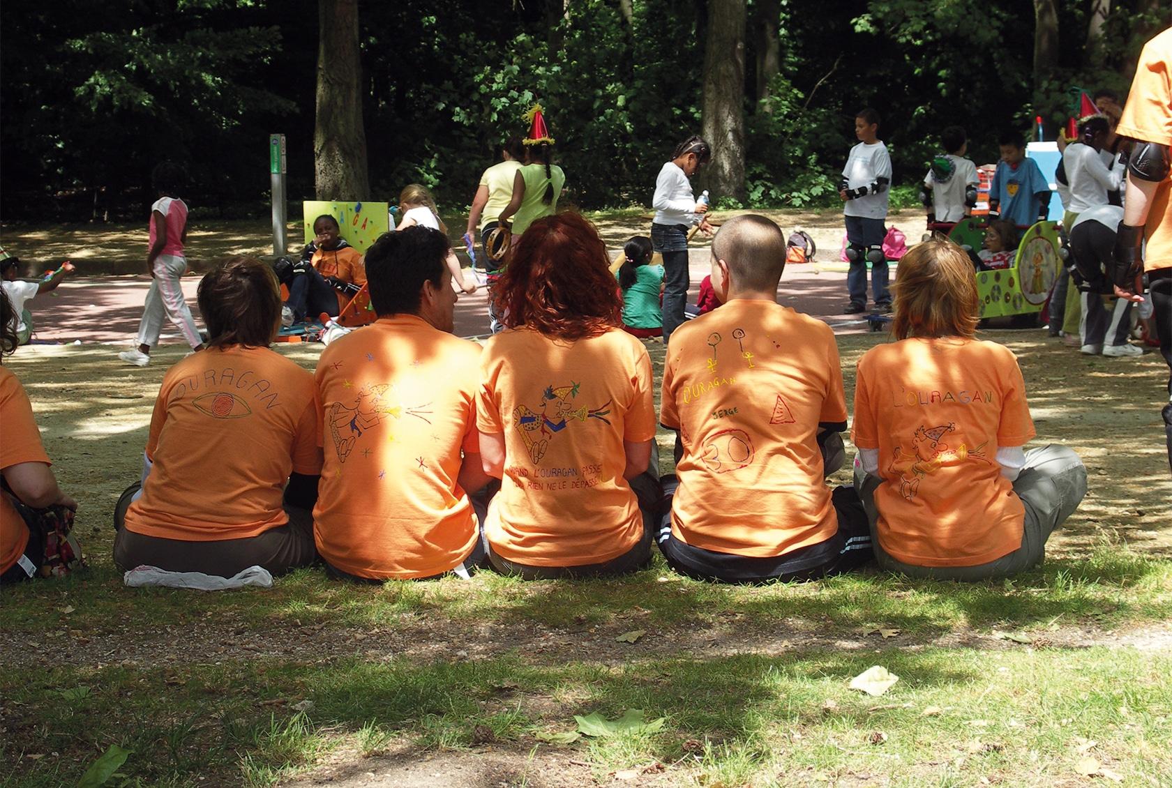 Les services - les stagiaires - École Expérimentale de Bonneuil