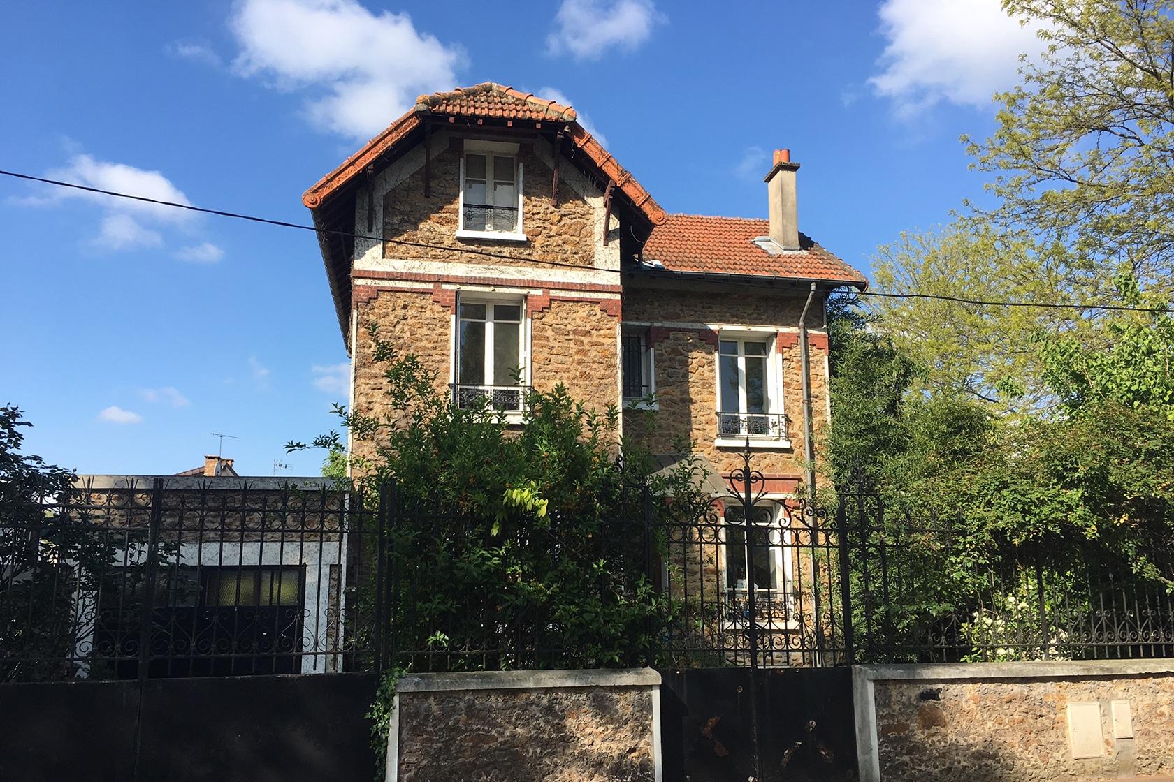 Les lieux d'accueil - maison province - École Expérimentale de Bonneuil