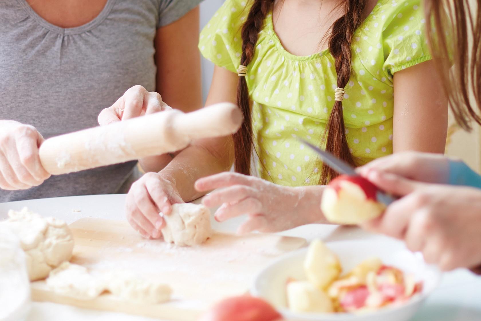 Les lieux d'accueil - confection de patisseries - École Expérimentale de Bonneuil